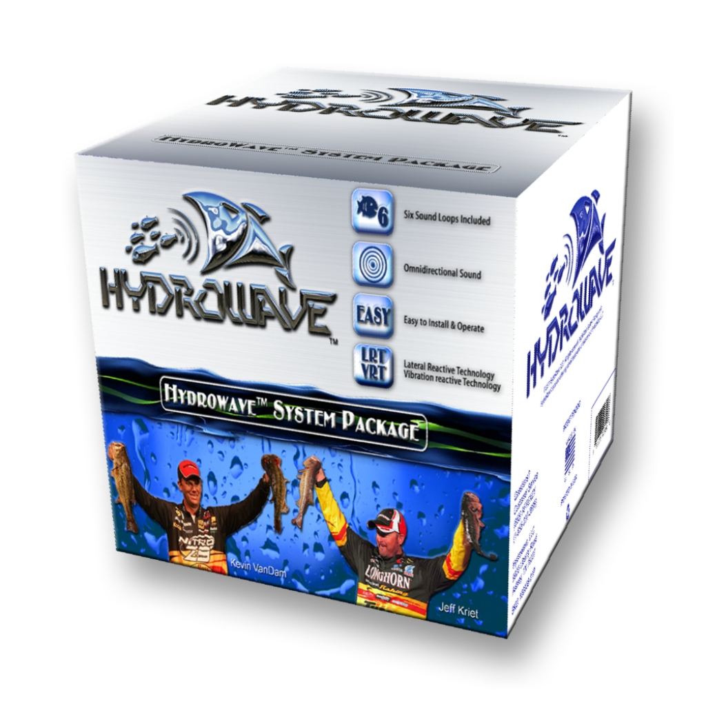 HydroWave - Retail Box