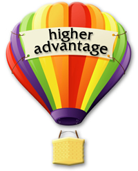 Higher Advantage Balloon