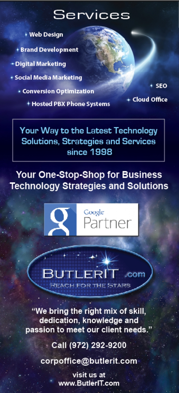 Butler IT - Rackcard